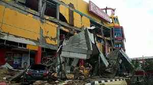 Death toll from Indonesia tsunami and earthquake rises to nearly 400 [Video]