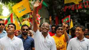 Maldives Election Body Endorses Opposition Leader Solih's Victory Amid Threats [Video]