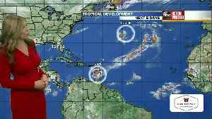 Tracking the Tropics | September 29, 6 a.m. [Video]