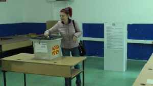 Macedonians vote on whether to change country's name [Video]