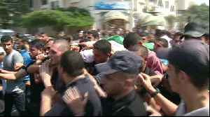 Gaza protest: Funerals held for 7 Palestinians killed by Israel army [Video]