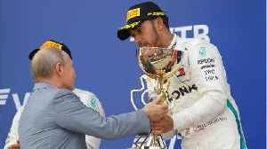 Lewis Hamilton Wins Russian GP [Video]