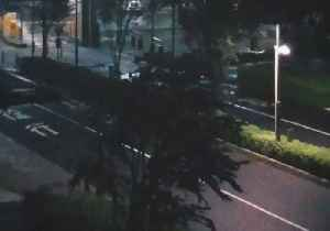 Tokyo Sees Strong Winds from Typhoon Trami [Video]