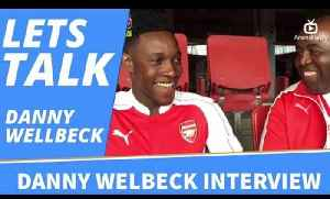 Arsenal Is My Home!! | Danny Welbeck Speaks To AFTV [Video]