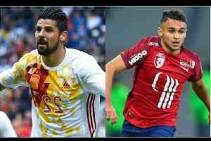 Arsenal Track Nolito & Sofiane Boufal | AFTV Transfer Daily [Video]