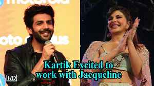 Kartik Excited for 'Kirik Party' with Jacqueline [Video]