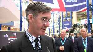Rees-Mogg offers Irish border Brexit solution [Video]