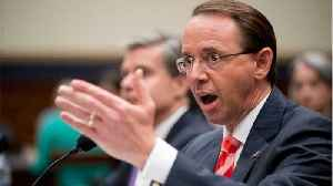 Would Ousting Rosenstein Be An Election 'Gift' For Dems? [Video]
