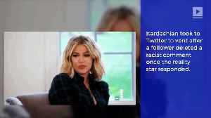 Khloé Kardashian's 'We Do Not See Color' Comment Attacked [Video]
