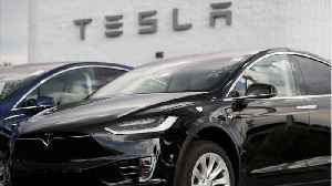 Tesla Stock Rises After Musk Settles With SEC [Video]