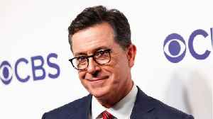 Colbert To Air Live On Election Night [Video]