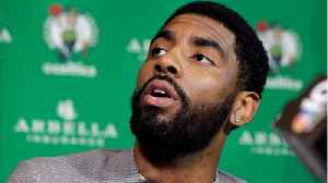 Kyrie Irving Regrets Saying The World Is Flat [Video]