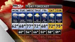 claire's forecast 9-30 [Video]