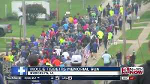 Mollie Tibbetts Memorial Run held in Iowa [Video]