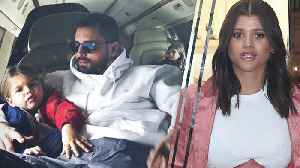 Sofia Richie Not Happy about Scott Disick And Kourtney Kardashian Traveling Together To NYC [Video]