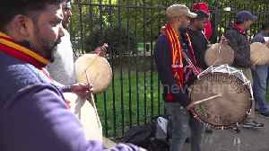 Noisy protest greets mining firm Vedanta's final London AGM [Video]
