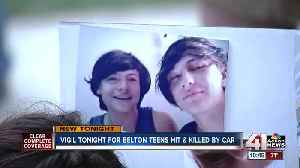 Belton teens hit by car, killed remembered as best friends, 'amazing kids' [Video]