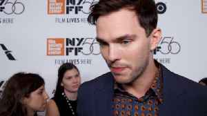 Nicholas Hoult On Power Dynamics At 2018 NYFF [Video]