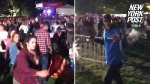 Chaos breaks out at Central Park music festival over fears of gunfire [Video]