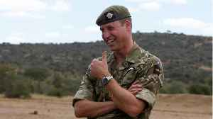 Prince William Visits Kenya [Video]