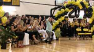 Cheerleader Helps Friend with Special Needs Become Homecoming Queen [Video]