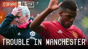 Who Leaves Manchester United First: Pogba or Mourinho? | Walk Talk Football [Video]