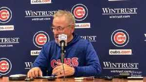 'We need to win just one game': Joe Maddon, Cubs players react to loss to Brewers [Video]