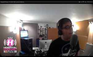 Hospital Podcast 176 LIVE! With London Elektricity [Video]