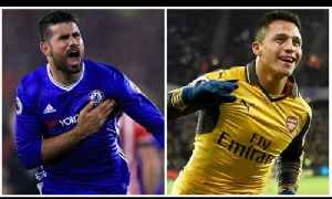 Arsenal vs Chelsea | Costa or Alexis? Ft 100% Chelsea [Video]