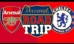 Road Trip to Arsenal v Chelsea Fa Cup Final Wembley [Video]