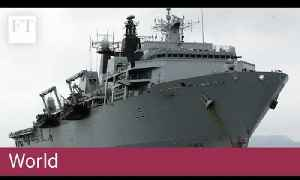 Questions over UK's naval capability [Video]