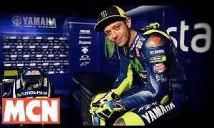Lin Jarvis interviews Valentino Rossi | Sport | Motorcyclenews.com [Video]