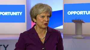 Brexit: PM May still bullish on Chequers plan [Video]