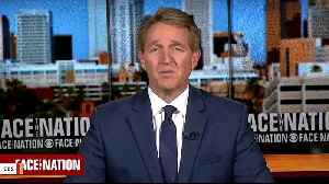 Jeff Flake Says Trump's Birther Claim Against Obama Should Have Been Disqualifying [Video]