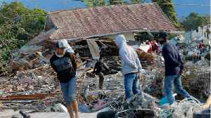 Indonesia: Two Earthquakes Hit After Quake/Tsunami [Video]