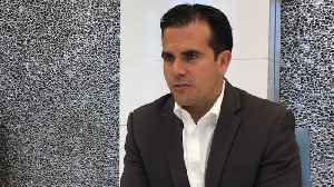 Puerto Rico Governor Rosselló Dishes On Maria, Rebuilding And Prospect Of Statehood [Video]