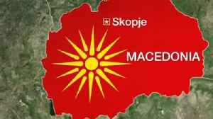 Macedonia's name-change fight escalates [Video]