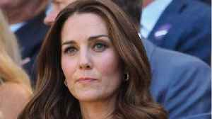 Kate Middleton Makes Rare Change to Her Usual Haircut [Video]