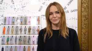 Stella McCartney Discusses Her Youthful, Sustainable Spring 2019 Collection [Video]