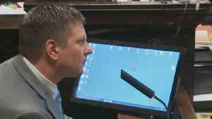 News video: Officer charged with killing Laquan McDonald takes the stand