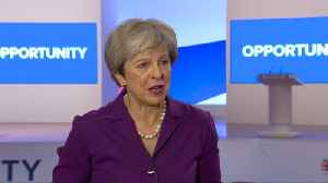 Britain's Prime Minister says new immigration policy based on skills, not origin [Video]