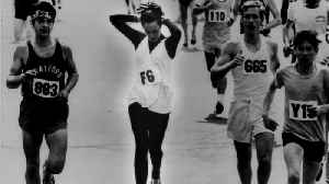 The moment that changed women's running [Video]
