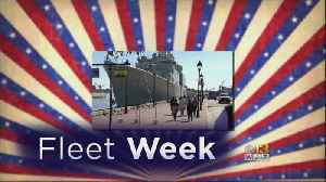 Maryland's Maritime History Celebrated During Maryland Fleet Week [Video]