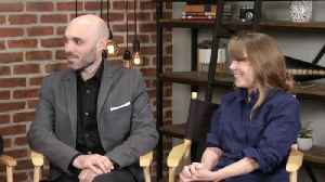 David Lowry and Sissy Spacek Talk Working With Robert Redford in 'The Old Man and the Gun' | In Studio [Video]