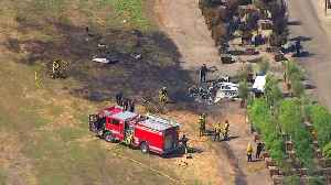 Two Killed in Back-to-Back Plane Crashes in Southern California [Video]
