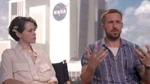 Ryan Gosling, Claire Foy Want Another Space Achievement For Mankind [Video]