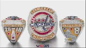 Washington Capitals Reveal 2018 Stanley Cup Championship Ring [Video]