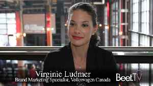 Volkswagen Finds TV Ads' Value In Canadian Addressable Campaign [Video]