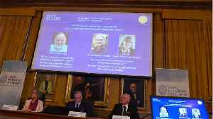 Physics Nobel Announced [Video]
