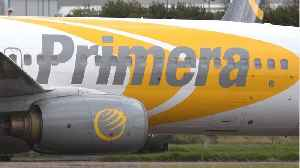 Nordic Budget Airline Primera Air Has Collapsed — Another Blow For the Struggling Sector [Video]